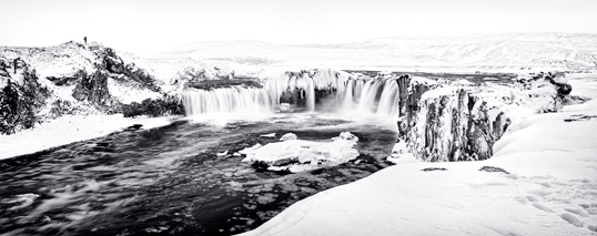 Link to Godafoss image