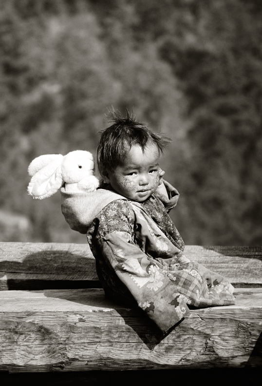 Link to image of Langtang Valley Infant